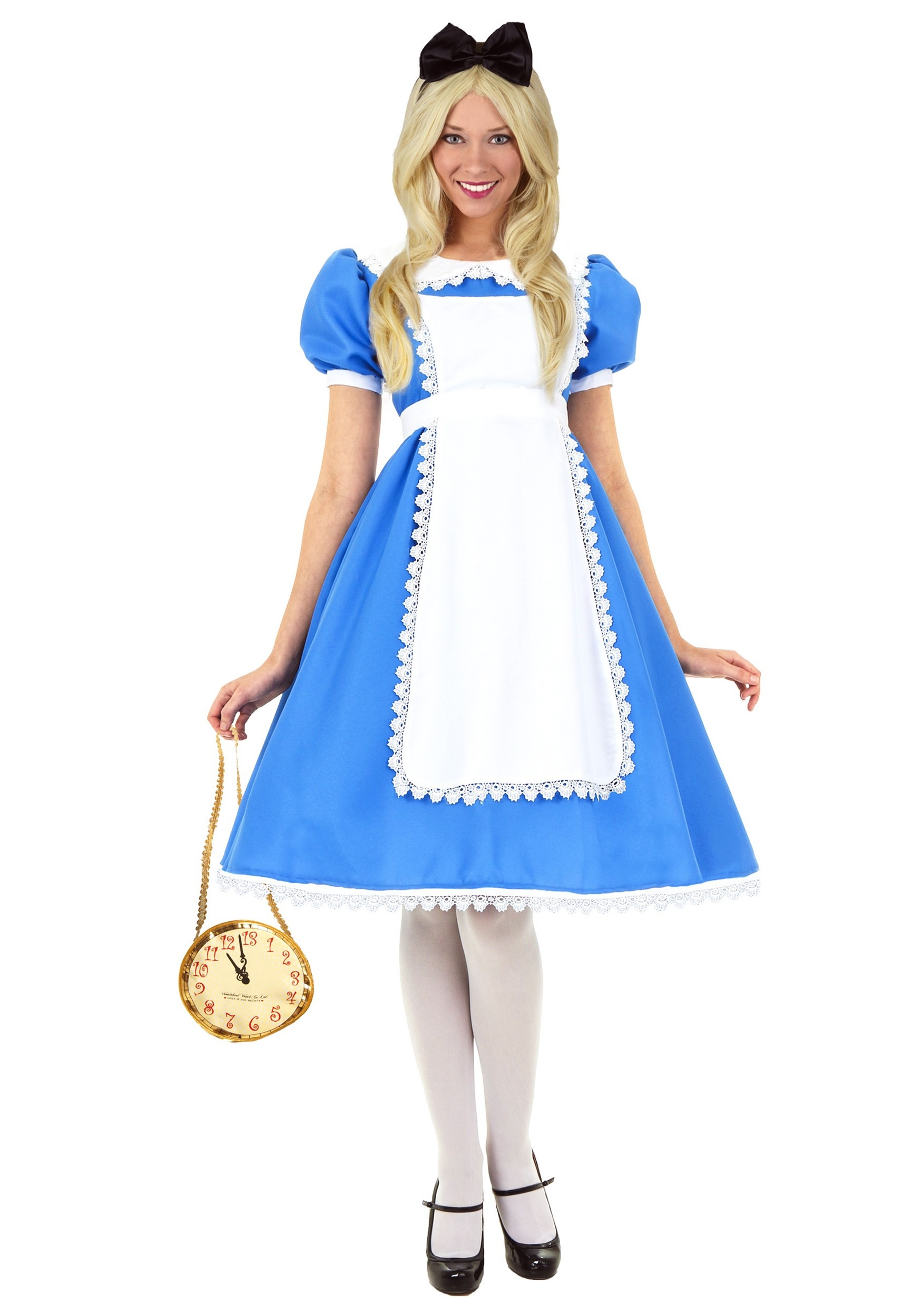 sc 1 st  Halloween Costumes AU & Adult Supreme Alice Costume