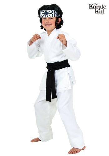 Child Daniel San Costume