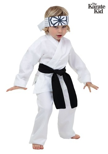 Toddler Daniel San Costume