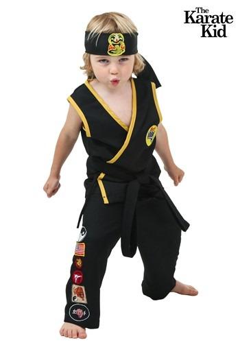 Toddler Cobra Kai Costume
