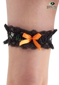 Mossy Oak Orange Garter