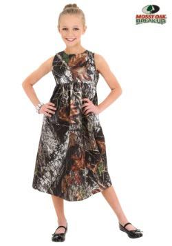 Child Mossy Oak Flower Girl Dress