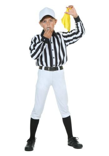 Child Referee Costume