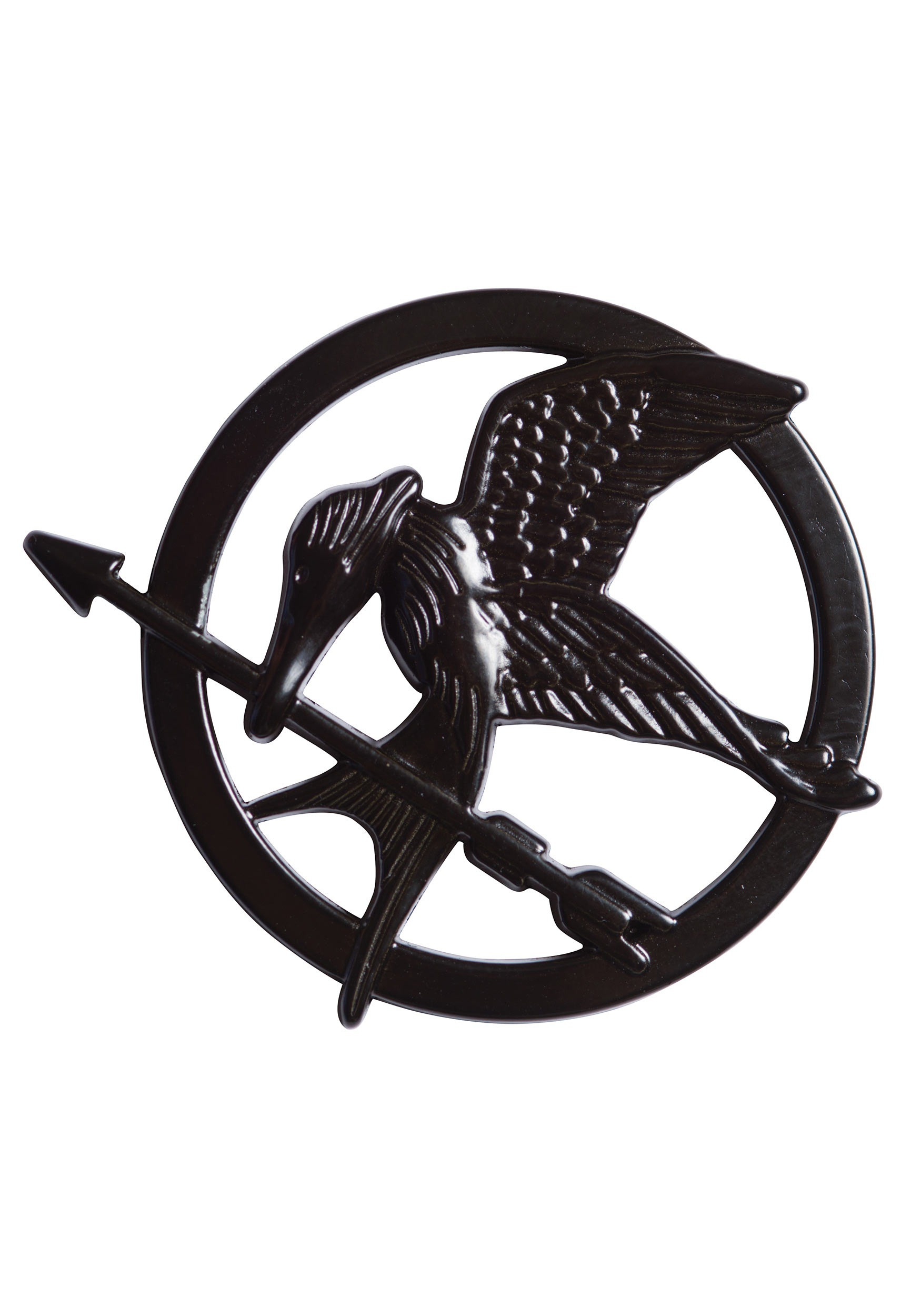 INOpets.com Anything for Pets Parents & Their Pets Use this Mockingjay pin to complete your Hunger Games outfit.