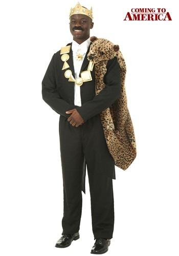 Coming to America Akeem Costume