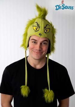 Deluxe Grinch Hoodie Hat-1