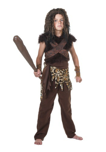 Kids Caveman Costume