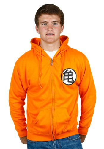 Dragon Ball Z Kame Symbol Costume Hoodie