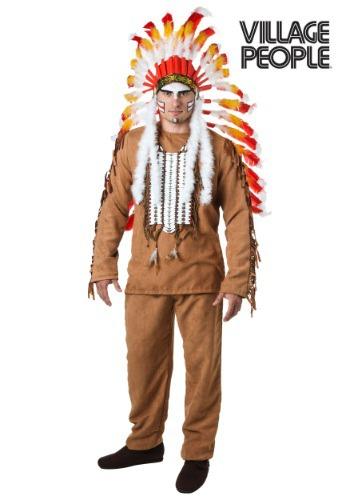 Village People Indian Costume