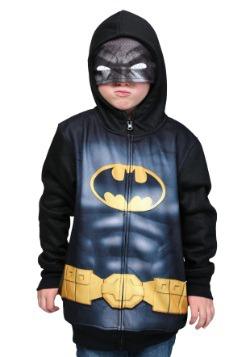 Batman Kid's Costume Hoodie