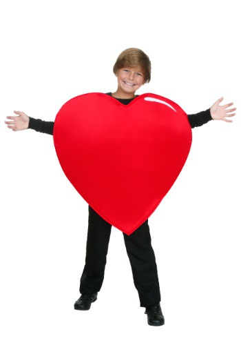 Child Heart Costume