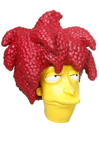 The Simpsons Sideshow Bob Mask