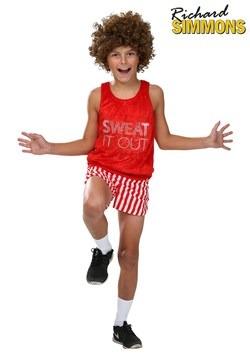 Kid's Richard Simmons Costume
