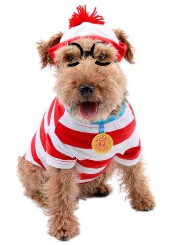 Waldo Woof Dog Costume