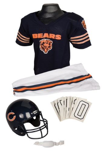 NFL Bears Uniform Costume