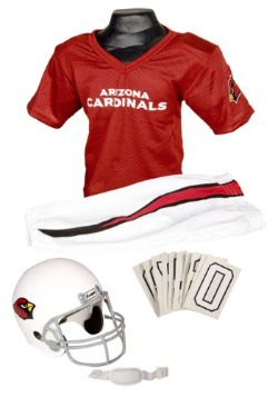 NFL Cardinals Uniform Costume