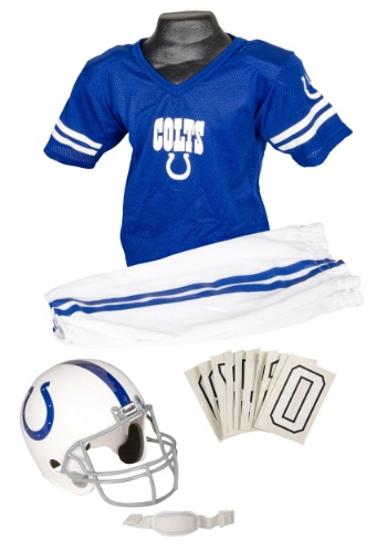 NFL Colts Uniform Costume