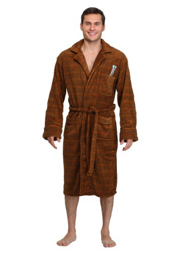 Doctor Who 11th Doctor Bathrobe