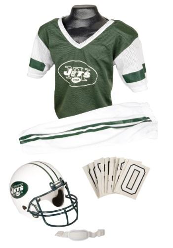 NFL Jets Uniform Costume