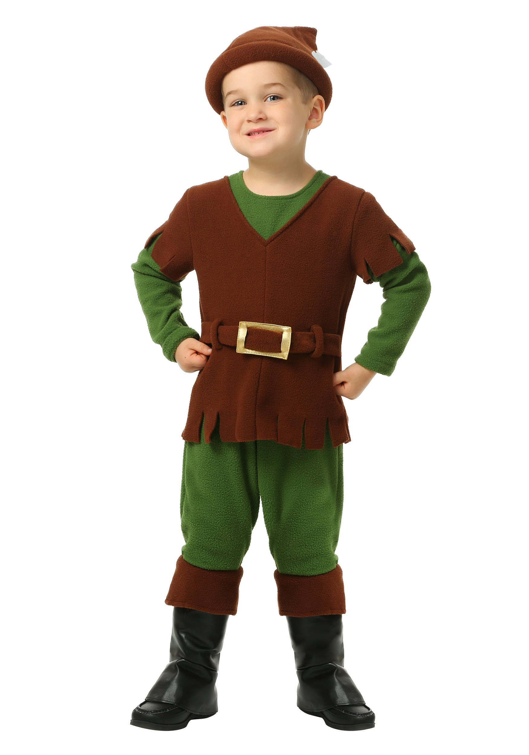 61f40d05bba Toddler Little Robin Hood Costume