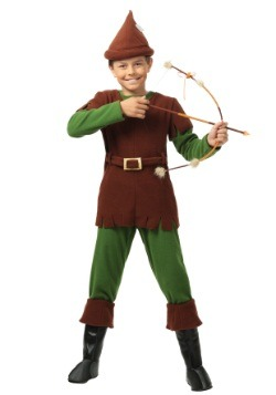 Little Robin Hood Boy's Costume