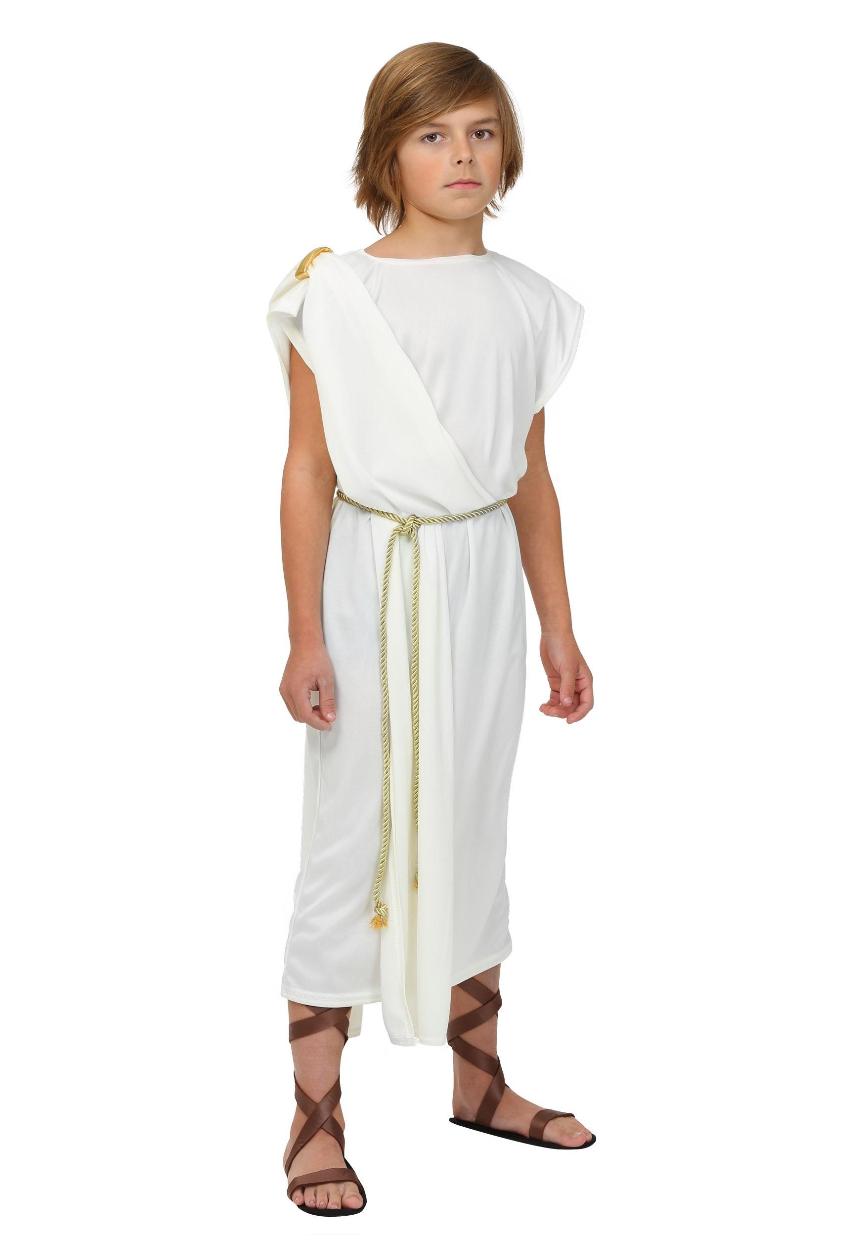 Children S Toga Costume