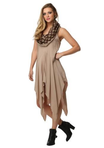 Womens Star Wars Rei Hooded Dress