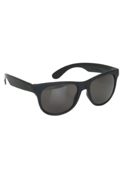 Deluxe Black Wayfarer Glasses