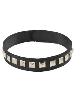 Black Studded Choker