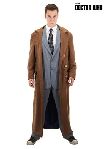 Doctor Who 10th Doctor Coat
