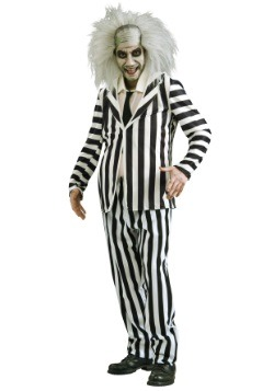 Plus Size Beetlejuice Costume