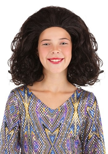 Girl's Superhero Wig
