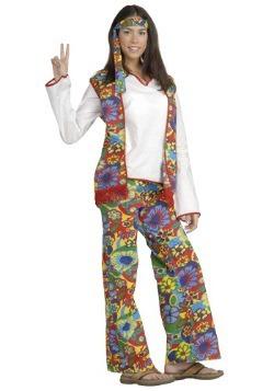 Hippie Chick Costume