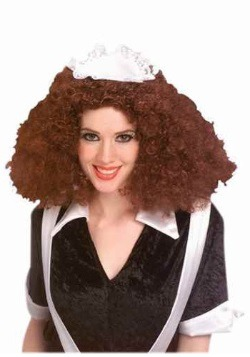 Magenta Wig