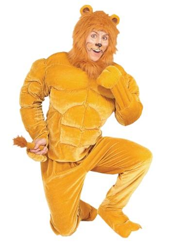 Macho Cowardly Lion Costume