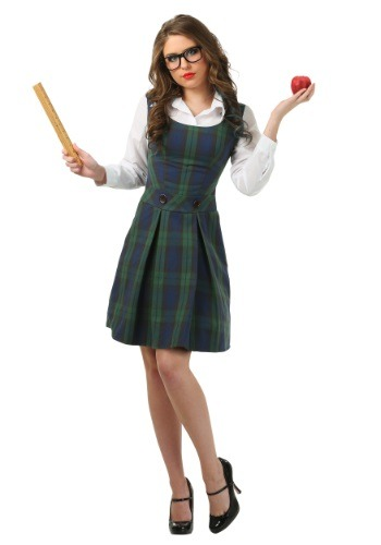 Womens School Girl Costume