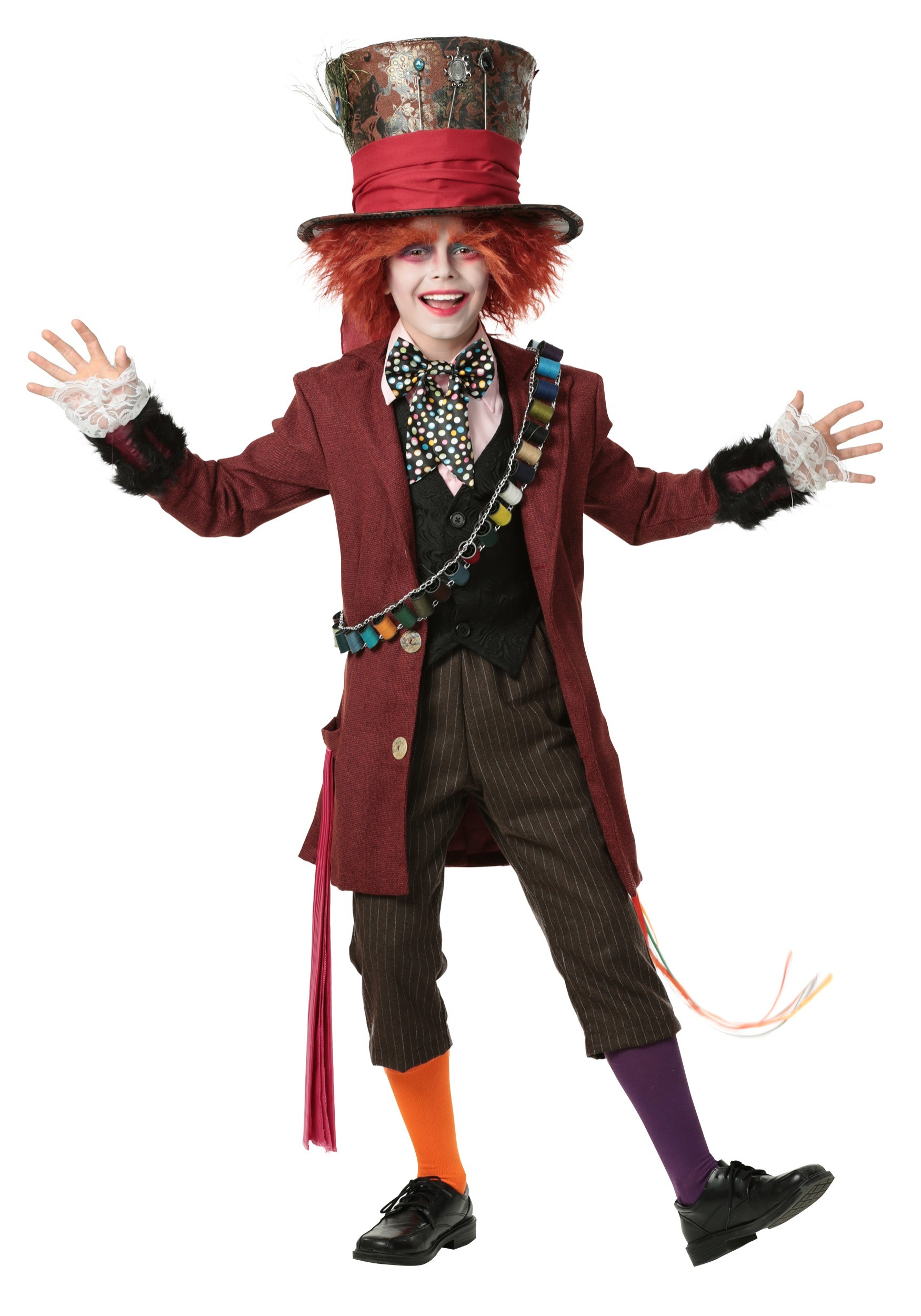 how to become the mad hatter