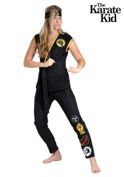 Cobra Kai Women's Costume