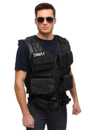Adult Tactical Vest Costume