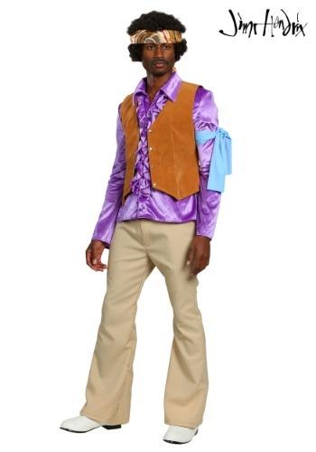 Adult Jimi Hendrix Costume