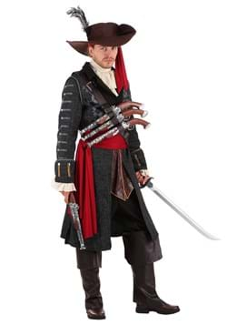 Blackbeard Men's Costume