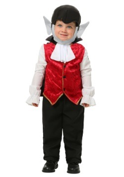 Toddler Frightful Vampire Costume