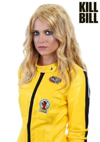 Women's Beatrix Kiddo Wig