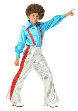 Boy's Funky Disco Costume