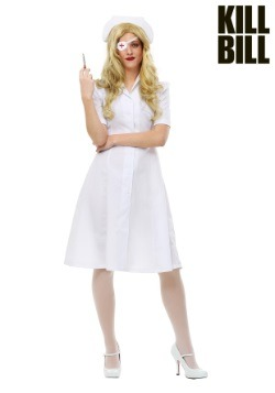 Kill Bill Elle Driver Nurse Womens Costume