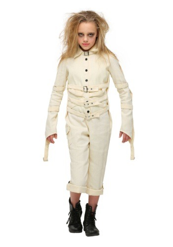 Girl's Insane Asylum Costume