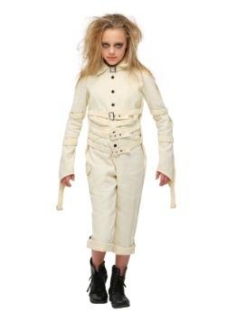 Girl's Insane Asylum Costume