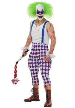 Nightmare Clown Costume