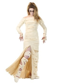 Women's Full Length Mummy