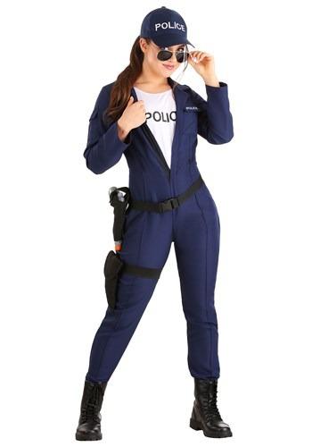 Women's Tactical Cop Jumpsuit